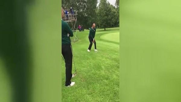 Pep Guardiola golfe merak sardı!