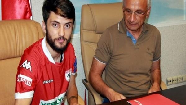 Ramazan Övüç, Samsun'a kiralandı