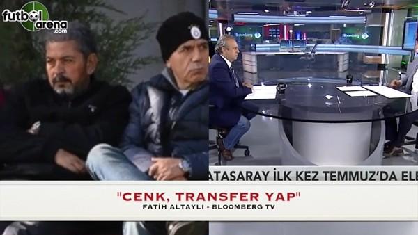 """Fatih Altaylı: """"Taraftar bağırdıkça transfer yapılıyor"""""""