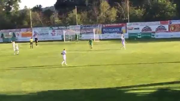 Garry Rodrigues'in Akhisar Belediyespor'a attığı gol