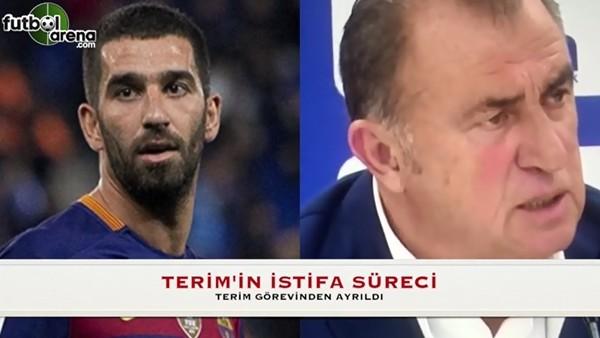 Fatih Terim'in istifa sürecinde 3 kritik olay!