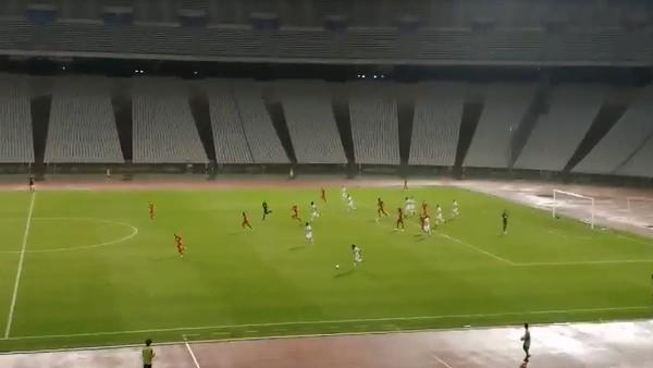 Galatasaray'ın Eskişehirspor'dan yediği gol