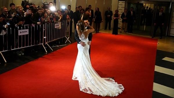 Lionel Messi, Roccuzzo ile evlendi