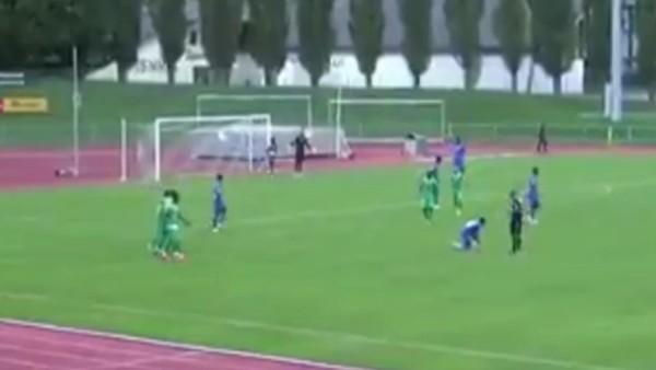 Alanyasporlu Emre Akbaba'dan harika gol!