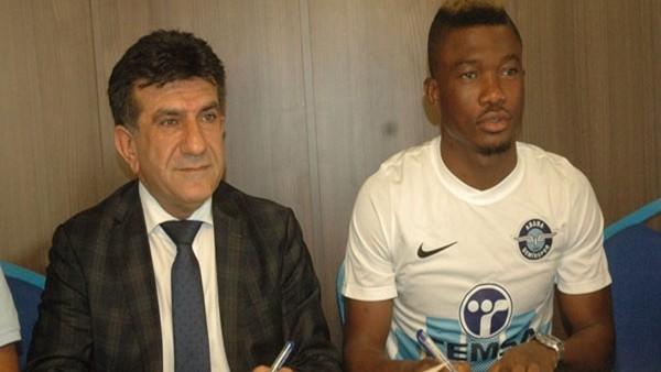 Adana Demirspor'da 2 yıllık imza!
