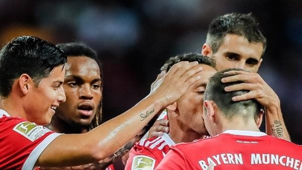 Chelsea 2-3 Bayern Münih (Maç Özeti ve golleri)