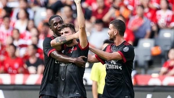 Bayern Münih 0-4 Milan (Maç Özeti ve golleri)