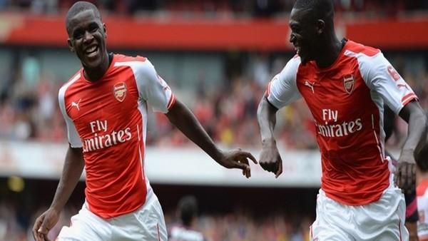 Arsenal 5-2 Benfica (Maç Özeti ve golleri)