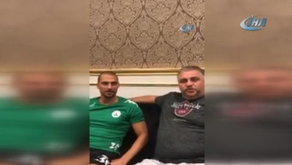 Panajotis Dimitriadis neden Giresunspor'u tercih ettiğini açıkladı