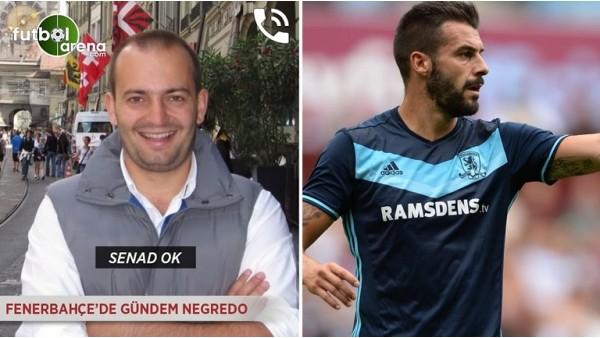 Fenerbahçe'de gündem Negredo