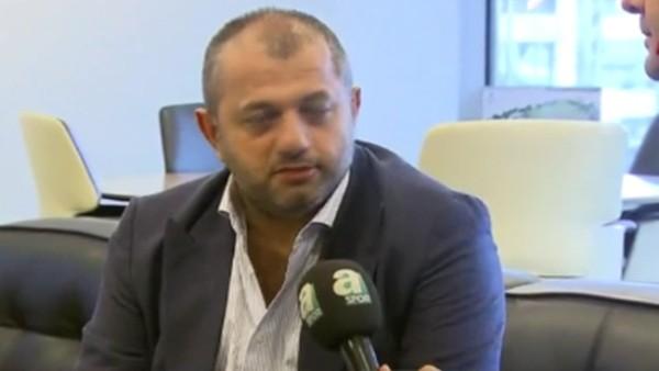 """Mustafa Saral: """"Hedefimiz Şampiyonlar Ligi gruplarına kalmak"""""""