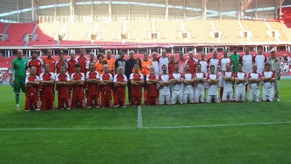 Samsunspor yeni stadına kavuştu