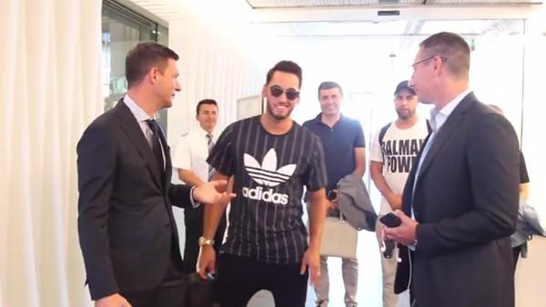 Milan, Hakan Çalhanoğlu transferini duyurdu