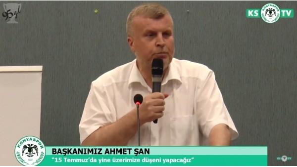 Konyaspor Birlik ve İstişare Toplantısı gerçekleştirildi