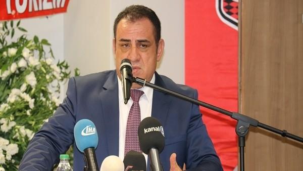 İbrahim Kızıl yeniden başkan