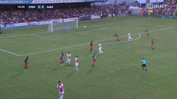 Marcelo, Lyon formasıyla ilk maçına çıktı!
