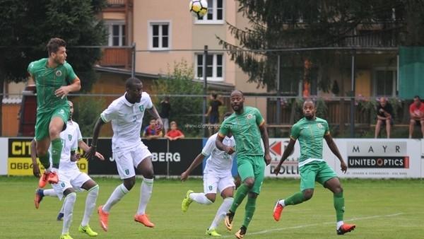 Alanyaspor 0-3 Al Ahli (Maç Özeti ve golleri)