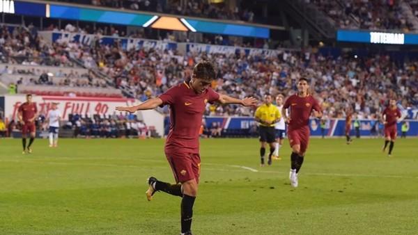 Roma 3-2 Tottenham (Maç Özeti ve golleri)