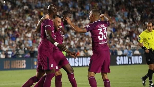 Manchester City 4-1 Real Madrid (Maç Özeti ve golleri)