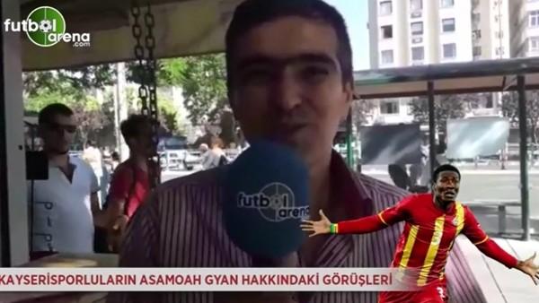 Asamoah Gyan, Kayserispor'da başarılı olur mu?