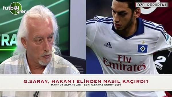 Hakan Çalhanoğlu, 2 kez Galatasaray'ın kapısından döndü
