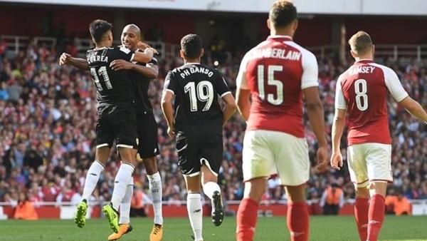 Arsenal 1-2 Sevilla (Maç Özeti ve golleri)