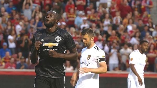 Real Salt Lake 1-2 Manchester United (Maç özeti ve golleri)