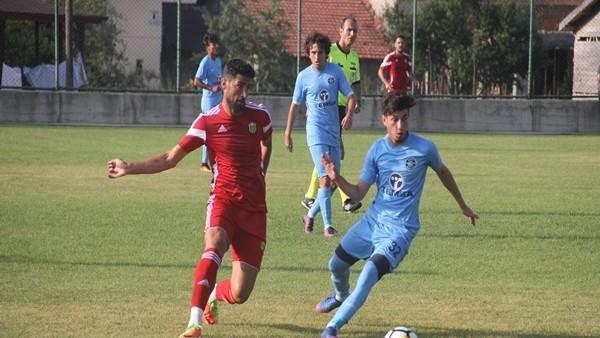 Yeni Malatyaspor-Adana Demirspor hazırlık maçı
