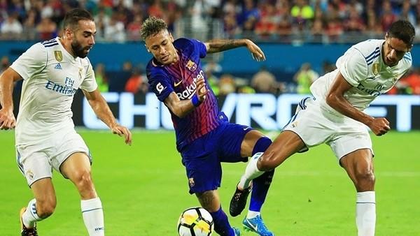 Real Madrid 2-3 Barcelona (Maç Özeti ve golleri)