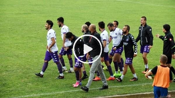 Sinopspor 5-4 Erbaaspor (Penaltılar)