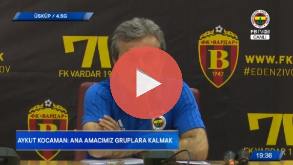 Aykut Kocaman'dan Soldado ve Van Persie açıklaması