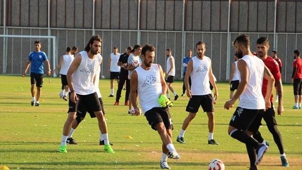 Samsunspor hazırlıklara devam ediyor