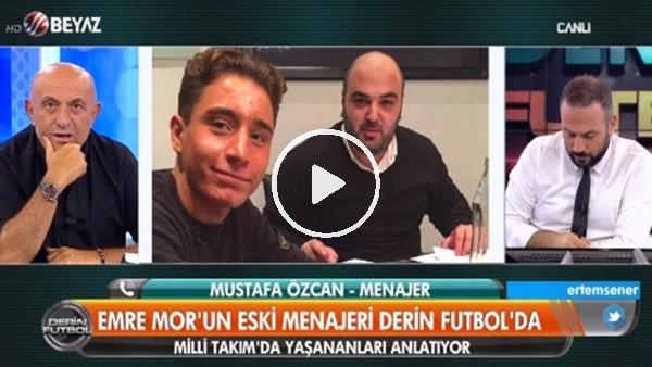 Muzzi Özcan'dan flaş Emre Mor itirafı