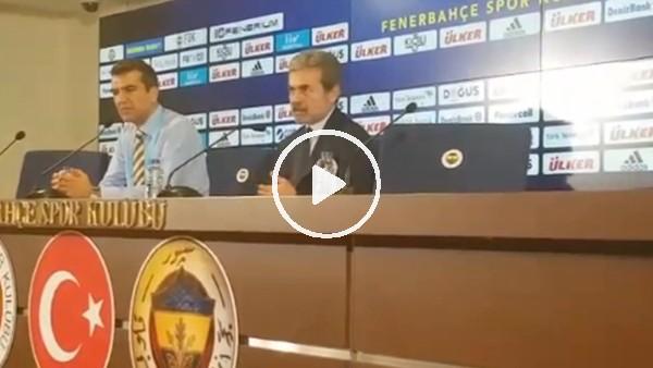 """Aykut Kocaman: """"Trabzonspor'un sahadan eksik ayrılmaması enteresan"""""""