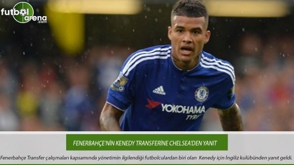 Fenerbahçe'nin Kenedy transferinde Chelsea'den yanıt