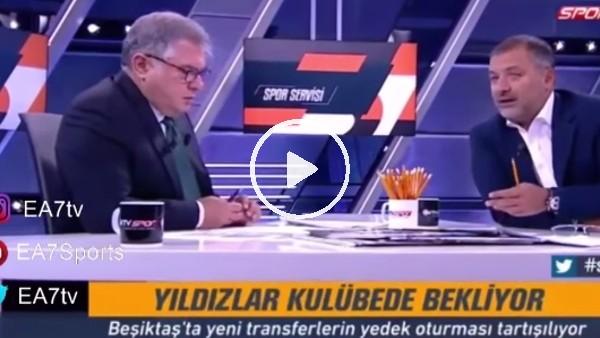 Beşiktaşlı Lens için serzeniş! ''Videolarla geldi daha kadroya...''