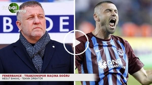 Mesut Bakkal: ''Fenerbahçe'de bir şeyler var''