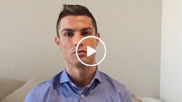 "Cristiano Ronaldo: ""Göz Göz Göztepe!"""