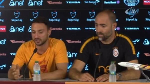 """Tudor: """"Kafamdaki Galatasaray'a emin adımlarla ilerleyeceğiz"""""""