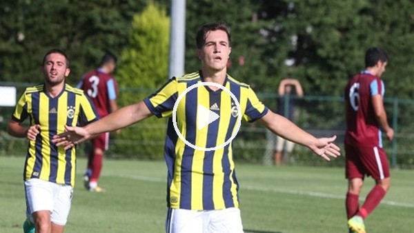Fenerbahçe U21 Takımı, Trabzonspor'u 2-1 yendi