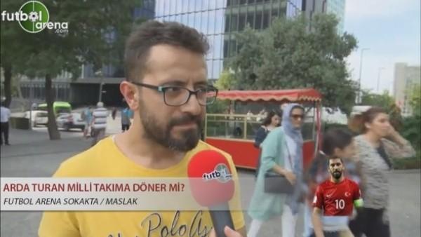 Arda Turan Milli Takım'a döner mi?