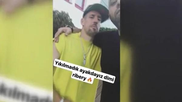Franck Ribery ile David Alaba, İbrahim Tatlıses dinledi
