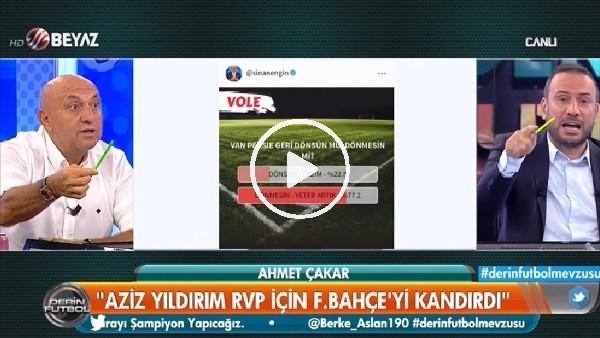 """Sinan Engin'den Fenerbahçe iddiası! """"Kandırdılar"""""""