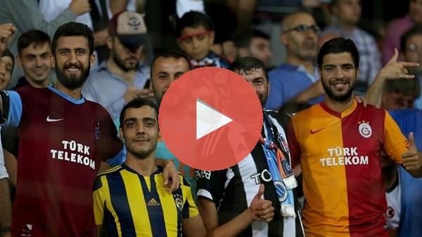 Medipol Başakşehir - Sevilla maçından kareler