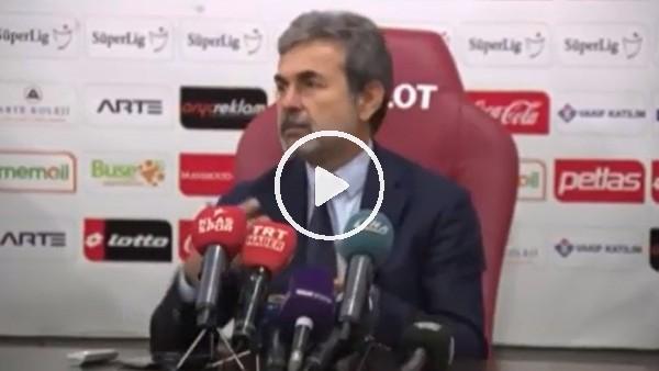 """Aykut Kocaman: """"Galatasaray'ın formu beni endişelendirmiyor"""""""