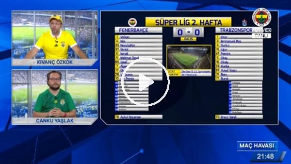 Burak Yılmaz'ın golünde FB TV!