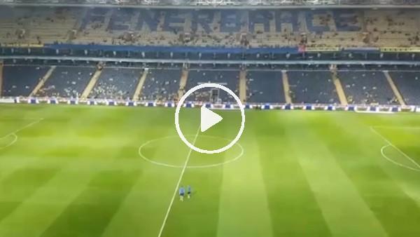 Kadıköy'de Trabzonspolu futbolculara tepki