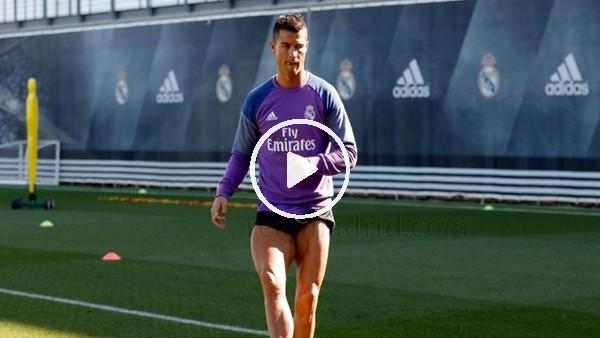 Ronaldo'dan nefis hareket