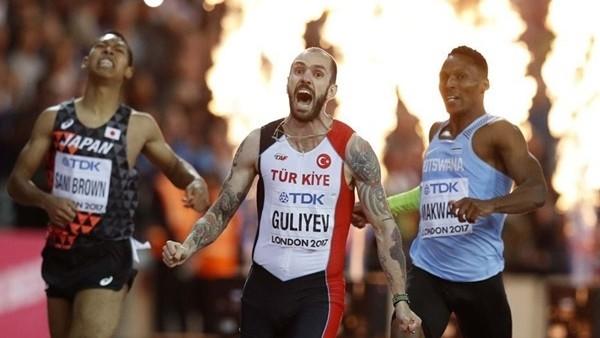 Ramil Guliyev, dünya şampiyonu oldu! (İZLE)
