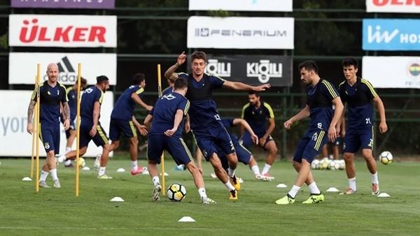 Fenerbahçe, Göztepe hazırlıklarına başladı